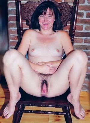 Mature hairy cougars..