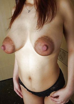 Lovely Big Areolas and..