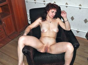 Mature pussy just after..