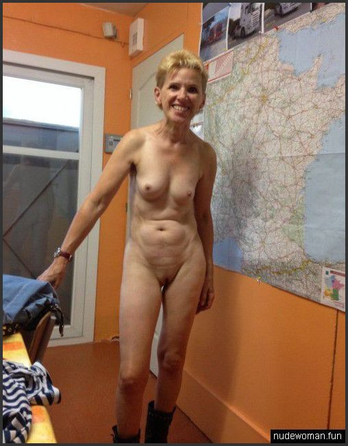 Middle aged female nude — 3